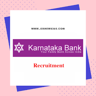 Karnataka Bank Recruitment 2020 for Probationary Officers