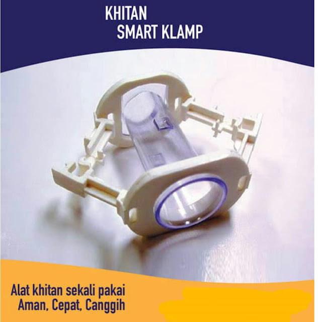 Cara Perawatan Sunat Metode Smart Klamp