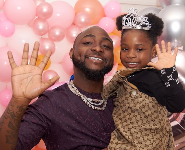 'My Daughter Gets Treated Specially At School Because Of Me' - Davido
