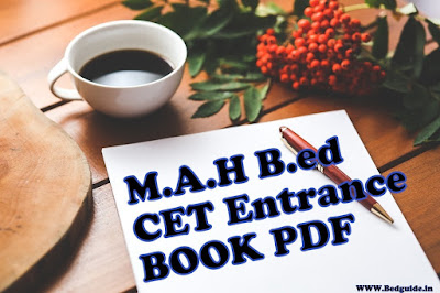 Get Free Maharashtra B.ed CET Books PDF Free Download