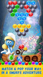 Smurfs Bubble Story v1.5.6579