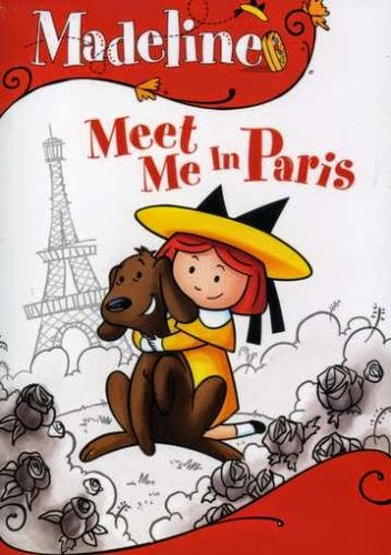 Madeline Meet Me in Paris for France Theme Preschool