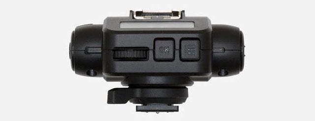 Fotografia del trigger Cactus V6 Mark II