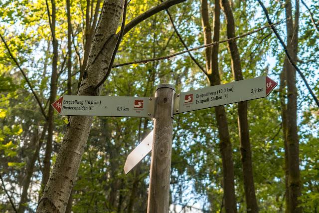 Erzquellweg - Mudersbach - Naturregion Sieg | Erlebnisweg Sieg | Natursteig-Sieg 08