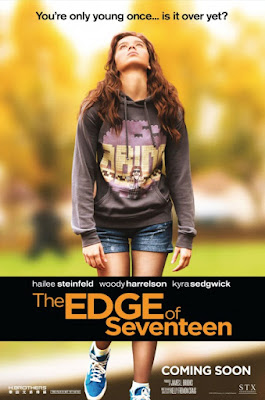 The Edge of Seventeen 2016 Eng DVDScr 350mb