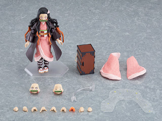 figma Nezuko Kamado y su DX Edition