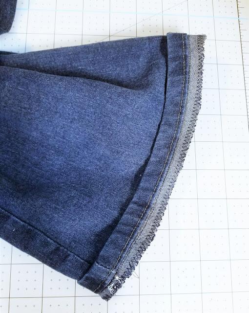 original hem jeans tutorials