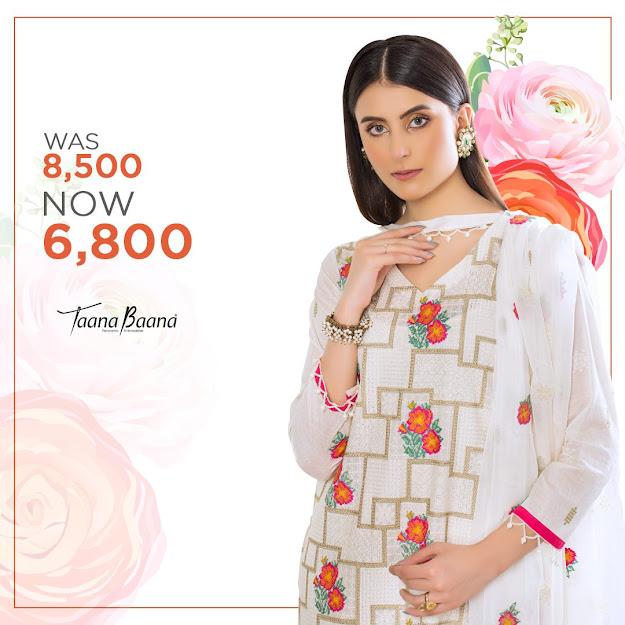 Taana Baana Summer Collection Discount