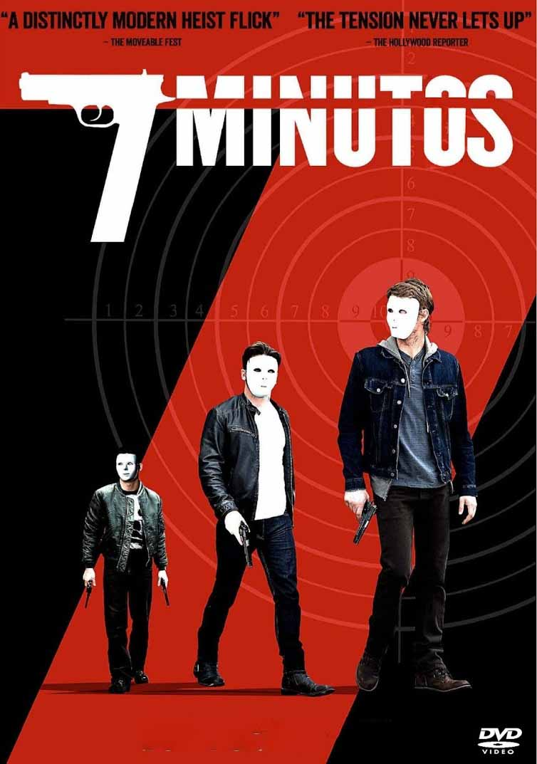 7 Minutos Torrent – BluRay 720p/1080p Dual Áudio