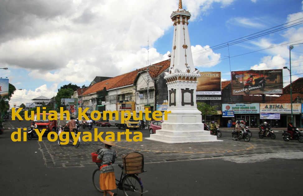 Tempat Kuliah Komputer di Yogyakarta Paling Populer