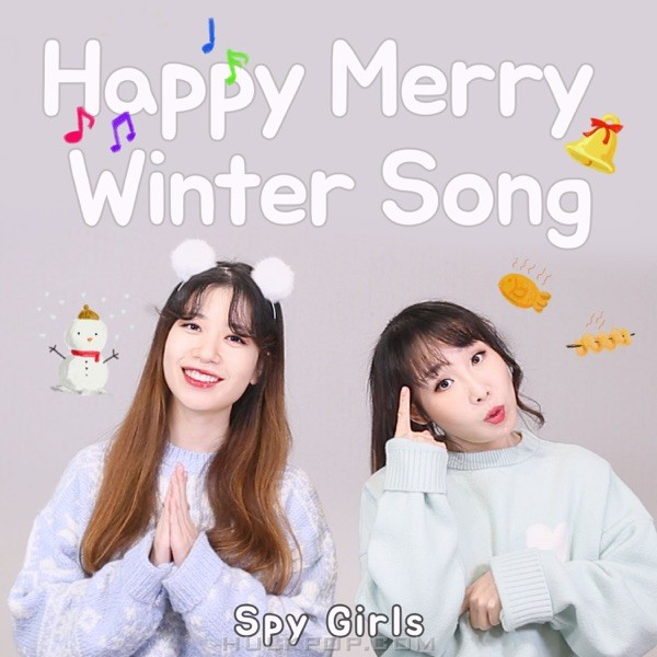 Spygirls – Happy Merry Winter Song – Single