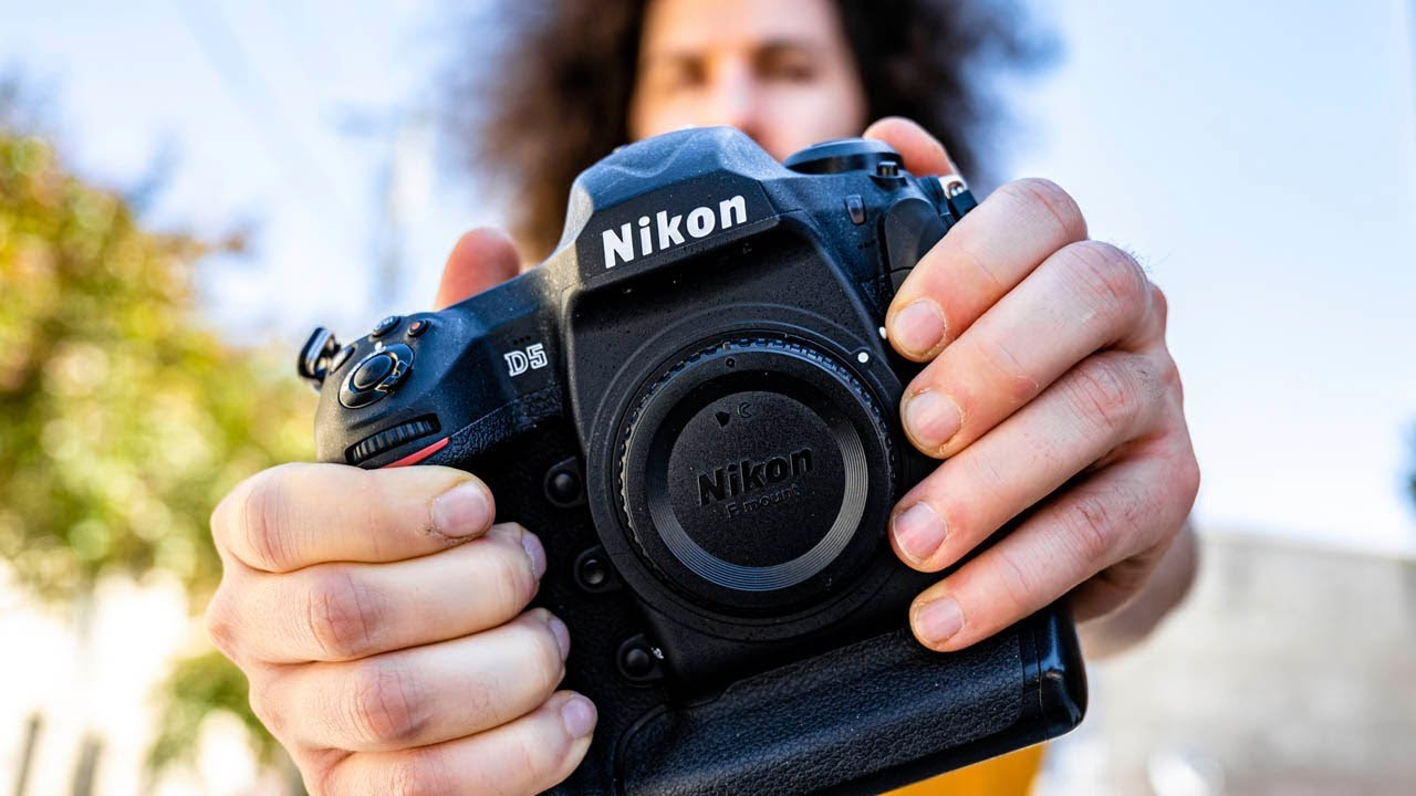 Could it be the last PRO Nikon Jared Polin ever owns as well?