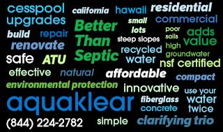 Just a few words to describe AquaKlear