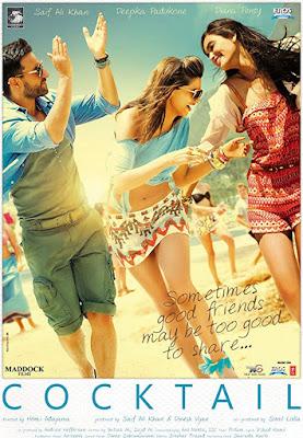 Cocktail 2012 Hindi 720p BRRip 1.1GB