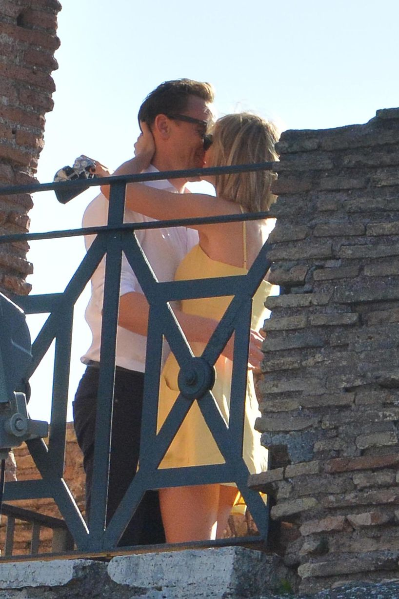 Taylor Swift and Tom Hiddleston have a romantic Rome date