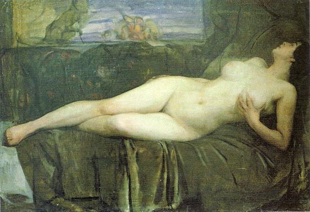 Anselmo Miguel Nieto, Pintura Española, Pintores Españoles, Pintor Español, Mujer desnuda, Mujeres desnudas, obras Anselmo Miguel Nieto