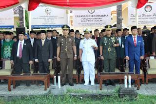 Pemkab Cilacap Gelar Peringatan Harkitnas ke-111 Tingkat Kabupaten Tahun 2019