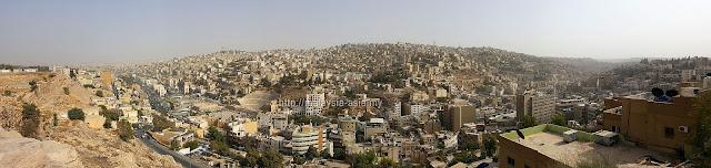 Jordan Panorama Photo