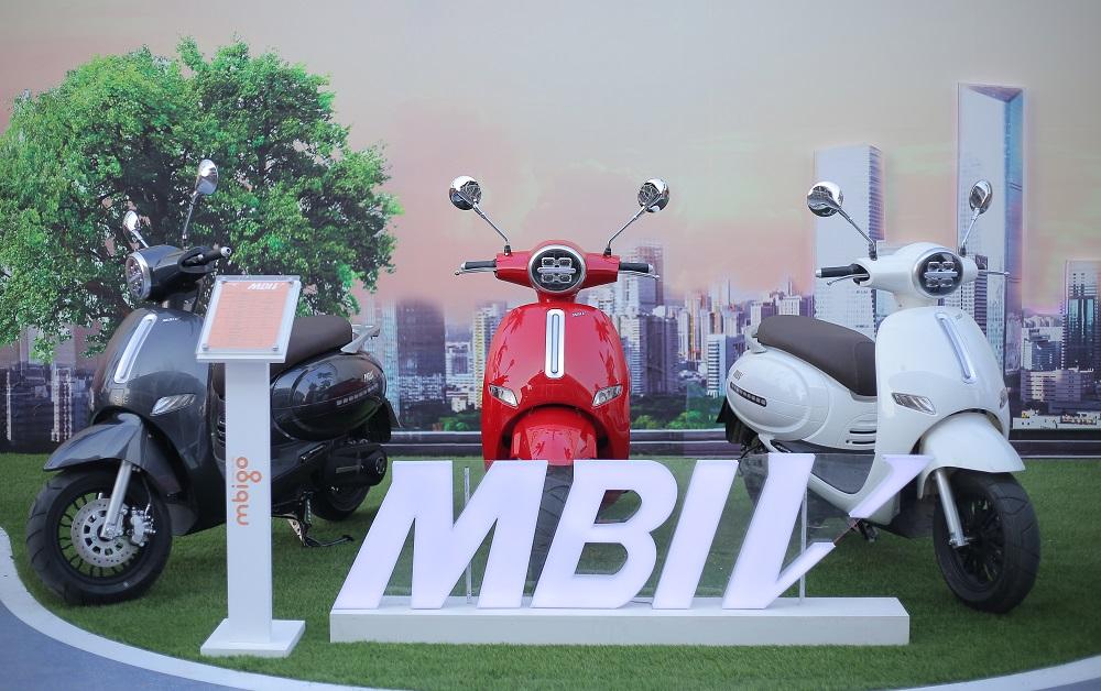 Xe máy điện Hàn Quốc MBIGo ra mắt thị trường Việt