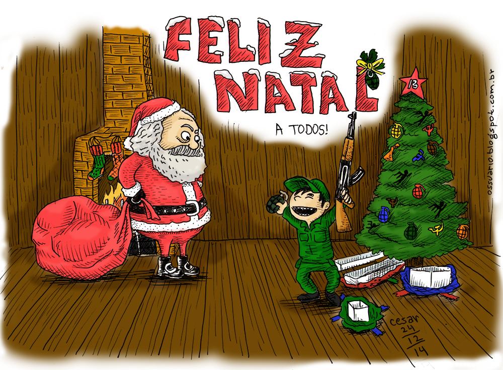Cesar Andrade cartunista freelancer