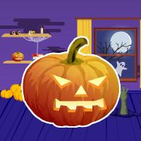 Play Games4Escape Purple Hallo…