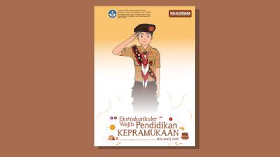 Buku Ekstrakurikuler Wajib Pendidikan Kepramukaan Jenjang SMP