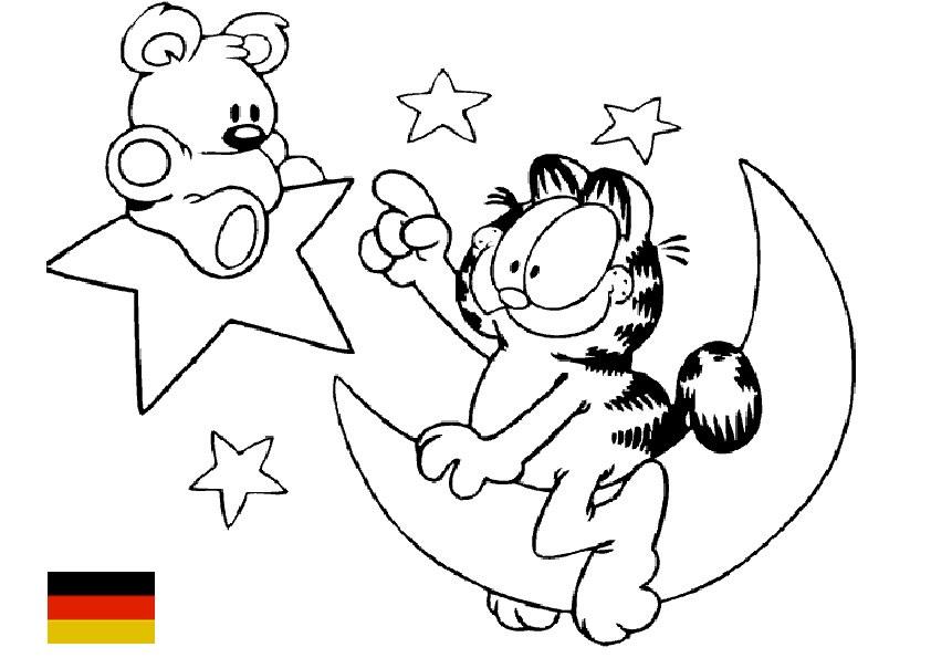 Galupy 1 Gratis Malvorlage In Comic Trickfilmfiguren: Deneme: Malvorlagen, Gratis Malvorlagen: Ausmalbilder