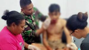 Lagi, KKB Papua Tembak Warga Sipil