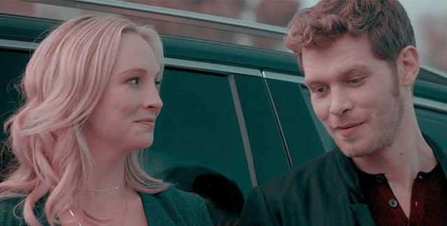 Klaus And Caroline Get Married