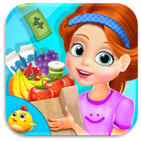 shopping game for kids