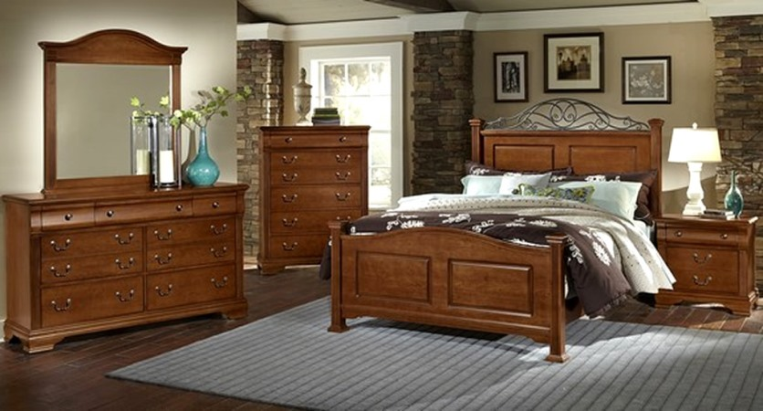 Solid Wood BEDROOM FURNITURE Sets Sale Home Furniture