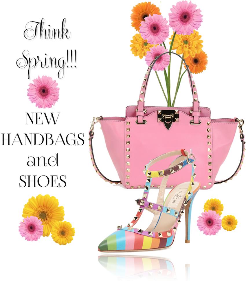 Shoe and Handbag arrivals