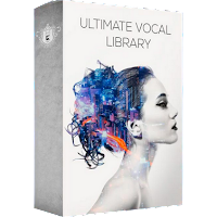 Ghosthack - Ultimate Vocal Library WAV