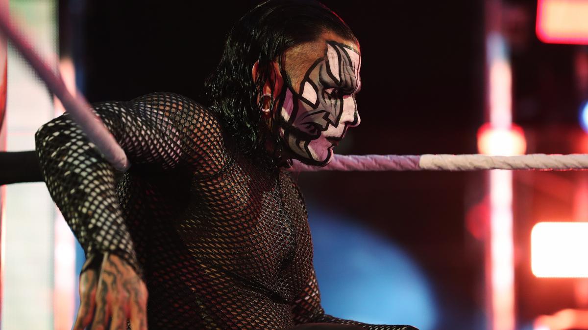 Jeff Hardy comenta sobre incidentes da vida real serem usados em storylines