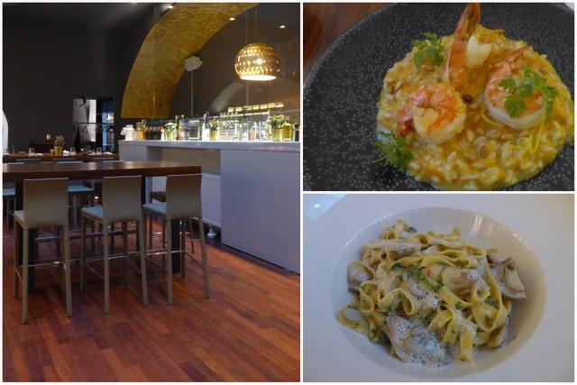 Kussmaul, un estiloso restaurante en el centro de Viena