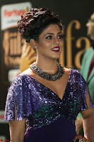 Iniya in a deep neck gown super cute beauty at IIFA Utsavam Awards press meet 27th March 2017 006.JPG
