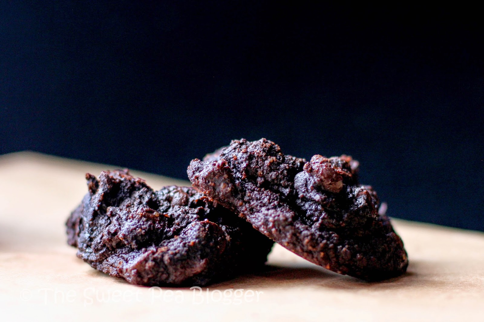 Chocolate Avocado Brownie Cookies