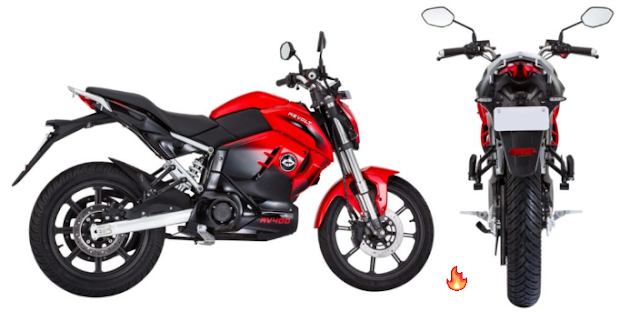 Revolt intellicorp has increased her Rv 400 electric bike prize range.
