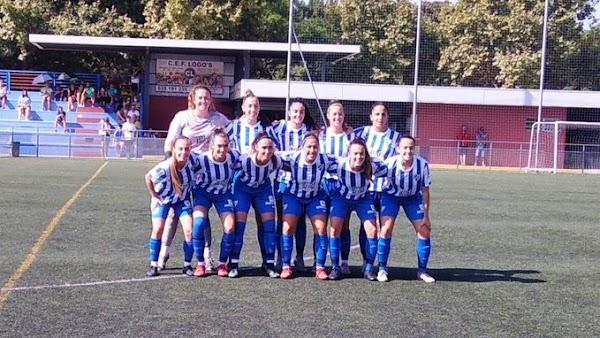 La Cañada - Málaga Femenino, alineaciones oficiales