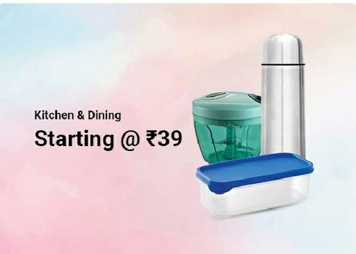 Kitchen & Dining: Starting At Rs 15   Limited Time Deal!
