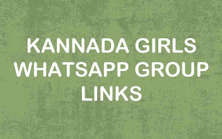 Kannada Girls WhatsApp Group Link