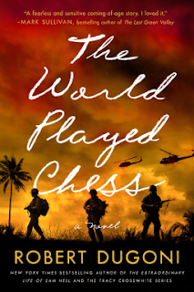 Book Review and GIVEAWAY: The World Played Chess, by Robert Dugoni {ends 9/22}