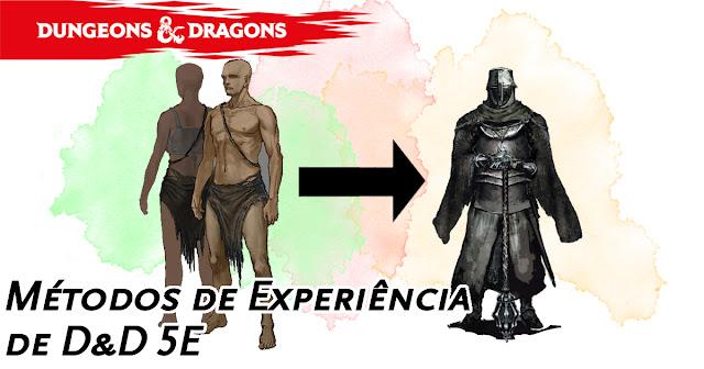 Experiência D&D 5ª Edição