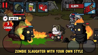 zombie age 3 apk