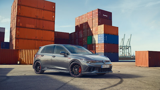 Volkswagen celebrates 45 years of the iconic Golf GTI with new special edition Golf GTI Clubsport 45