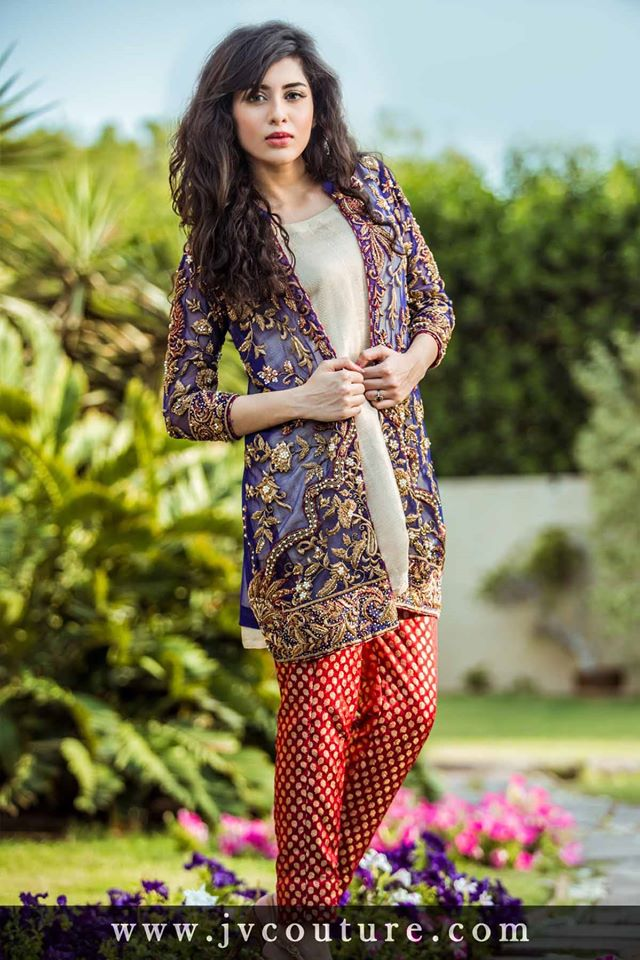 6298c37bf Pakistani Party Wear