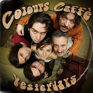 Yesterdays Colours Caffé