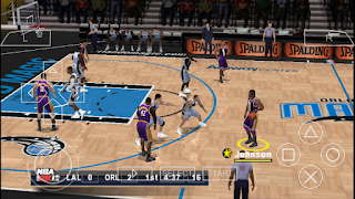 Game NBA 2K12 PPSSPP
