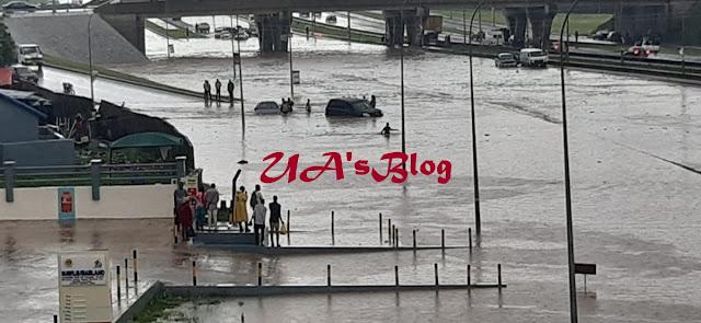 Shock As Flood Sweeps Away FCT High Court Finance Director