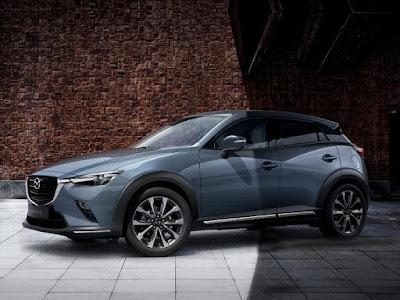 Mazda CX-3 2021, penantang Honda HRV lengkap dengan spesifikasi dan perbandingan dengan type 2000cc